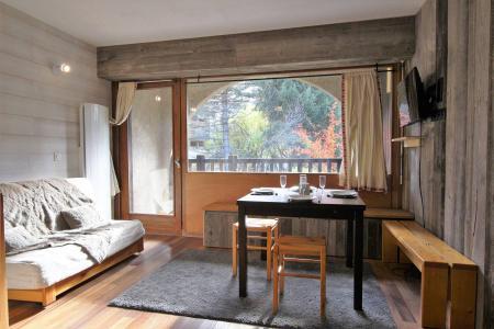 Vacances en montagne Studio cabine 6 personnes (A021) - Résidence le Prarial - Serre Chevalier - Séjour