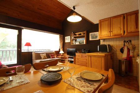 Vacances en montagne Studio mezzanine 6 personnes (B012) - Résidence le Prarial - Serre Chevalier - Logement