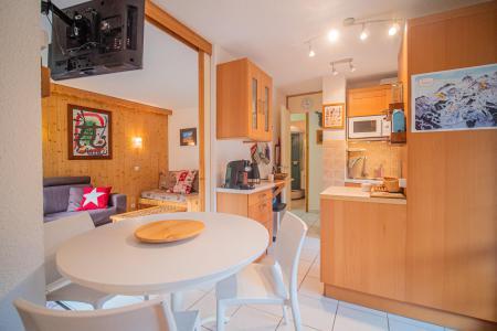 Vacances en montagne Appartement 2 pièces 5 personnes (008) - Résidence le Prariond - Valmorel