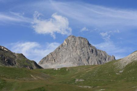 Rent in ski resort 2 room apartment 6 people (A9CL) - Résidence le Prariond A - Tignes - Summer outside