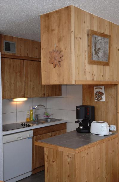 Wakacje w górach Studio kabina 4 osoby (PRAZ20) - Résidence le Praz - Valloire