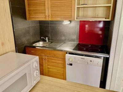 Wakacje w górach Studio kabina 4 osoby (7) - Résidence le Praz - Valloire