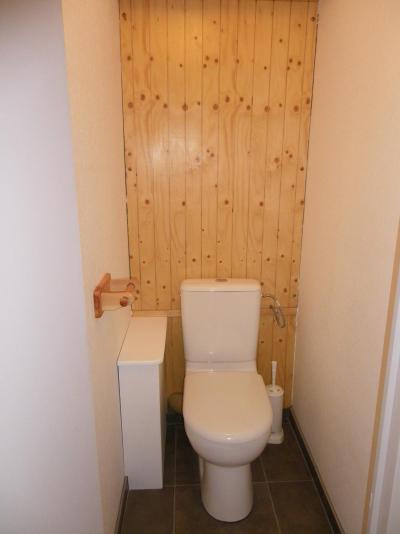 Wakacje w górach Studio kabina 4 osoby (PRAZ14) - Résidence le Praz - Valloire - WC