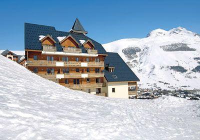 Location au ski Residence Le Prince Des Ecrins - Les 2 Alpes - Extérieur été