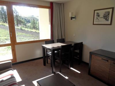 Holiday in mountain resort Logement 2 pièces 4 personnes (QU01) - Résidence le Quartz - La Plagne