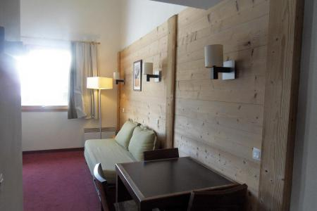 Holiday in mountain resort Studio 3 people (556) - Résidence le Quartz - La Plagne - Bench seat