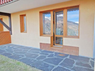 Location au ski Appartement 2 pièces 5 personnes (084) - Résidence le Rami - Montchavin - La Plagne - Extérieur été