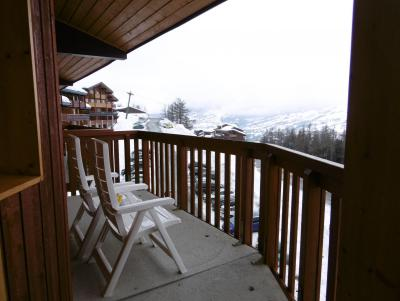 Vacances en montagne Appartement 3 pièces 6 personnes (401) - Résidence le Rami - Montchavin La Plagne