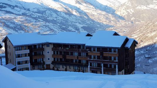 Vacances en montagne Appartement 2 pièces 5 personnes (309) - Résidence le Rami - Montchavin La Plagne