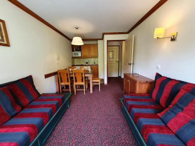 Vacances en montagne Appartement 2 pièces 5 personnes (309) - Résidence le Rami - Montchavin La Plagne - Séjour