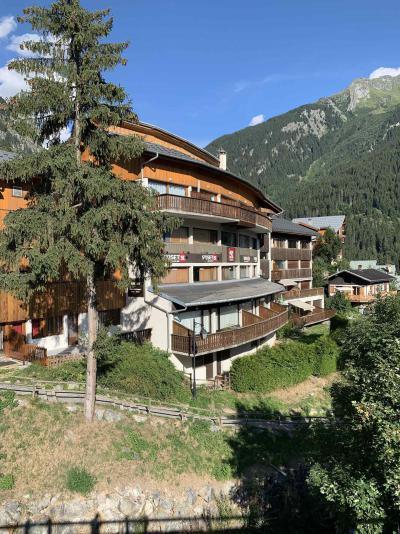 Vacances en montagne Résidence le Reclaz - Champagny-en-Vanoise