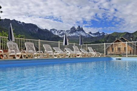 Location au ski Résidence le Relais des Pistes - Albiez Montrond - Extérieur été