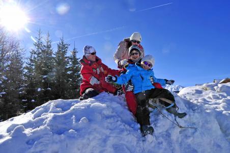 Vacances en montagne Résidence le Relais des Pistes - Albiez Montrond