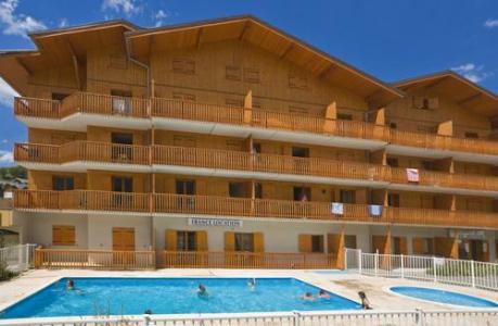 Location au ski Residence Le Relais Des Pistes - Albiez Montrond - Extérieur été