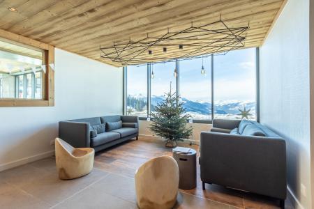 Vacances en montagne Résidence le Ridge - Les Arcs - Réception