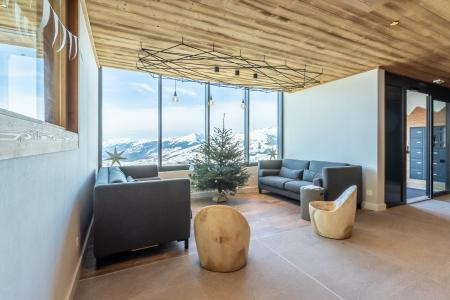 Vacances en montagne Appartement 3 pièces 8 personnes (303) - Résidence le Ridge - Les Arcs - Réception