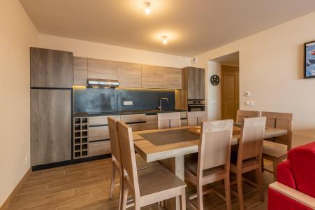 Vacances en montagne Appartement 3 pièces 8 personnes (303) - Résidence le Ridge - Les Arcs