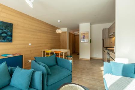 Vacances en montagne Appartement 3 pièces 6 personnes (501) - Résidence le Ridge - Les Arcs