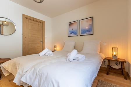Vacances en montagne Appartement 3 pièces 6 personnes (106) - Résidence le Ridge - Les Arcs