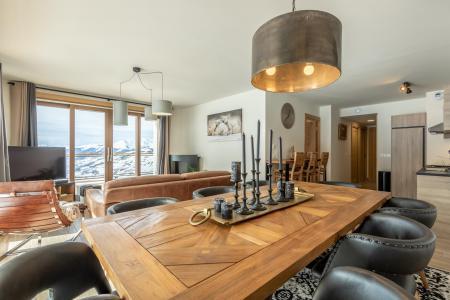 Vacances en montagne Appartement 4 pièces 10 personnes (402) - Résidence le Ridge - Les Arcs