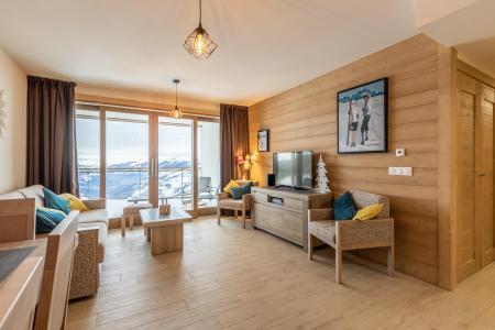 Vacances en montagne Appartement 3 pièces 8 personnes (504) - Résidence le Ridge - Les Arcs