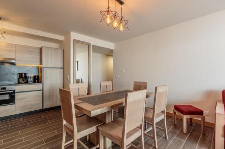 Vacances en montagne Appartement 3 pièces 6 personnes (103) - Résidence le Ridge - Les Arcs