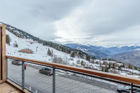 Vacances en montagne Appartement 3 pièces 6 personnes (112) - Résidence le Ridge - Les Arcs