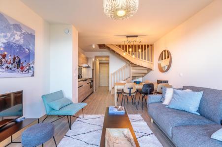 Vacances en montagne Appartement 3 pièces 6 personnes (111) - Résidence le Ridge - Les Arcs