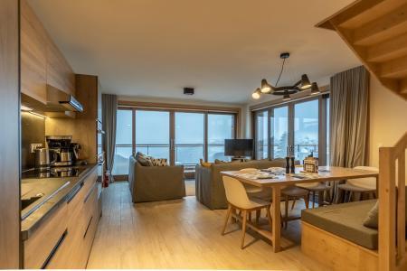 Vacances en montagne Appartement 6 pièces 12 personnes (115) - Résidence le Ridge - Les Arcs