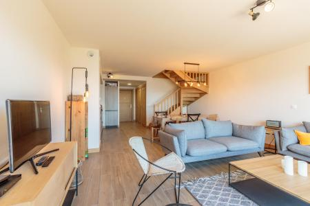 Vacances en montagne Appartement 4 pièces 10 personnes (110) - Résidence le Ridge - Les Arcs
