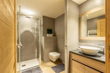 Vacances en montagne Appartement 3 pièces 6 personnes (102) - Résidence le Ridge - Les Arcs