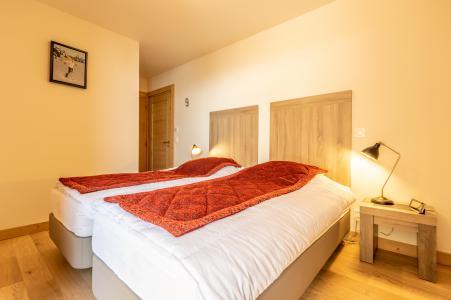Vacances en montagne Appartement 3 pièces 6 personnes (102) - Résidence le Ridge - Les Arcs - Logement