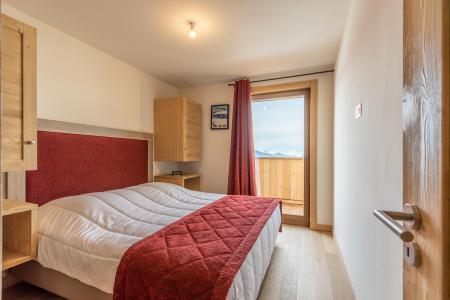 Vacances en montagne Appartement 3 pièces 6 personnes (102) - Résidence le Ridge - Les Arcs - Chambre