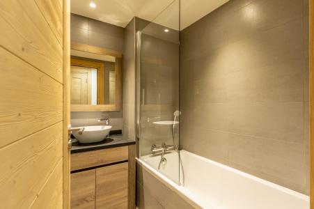Vacances en montagne Appartement 3 pièces 6 personnes (102) - Résidence le Ridge - Les Arcs - Salle de bains