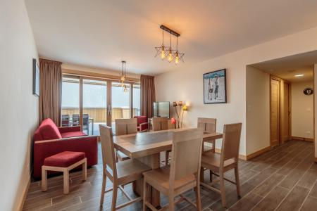 Vacances en montagne Appartement 3 pièces 6 personnes (103) - Résidence le Ridge - Les Arcs - Logement