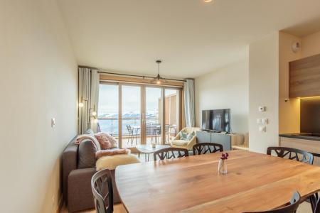 Vacances en montagne Appartement 3 pièces 6 personnes (112) - Résidence le Ridge - Les Arcs - Logement