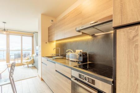 Vacances en montagne Appartement 3 pièces 6 personnes (112) - Résidence le Ridge - Les Arcs - Cuisine