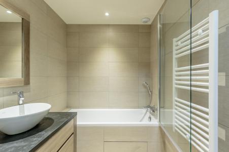 Vacances en montagne Appartement 3 pièces 6 personnes (112) - Résidence le Ridge - Les Arcs - Salle de bains