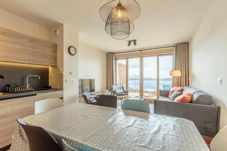 Vacances en montagne Appartement 3 pièces 6 personnes (113) - Résidence le Ridge - Les Arcs - Logement
