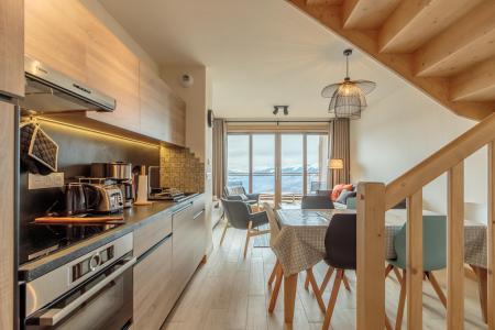 Vacances en montagne Appartement 3 pièces 6 personnes (113) - Résidence le Ridge - Les Arcs - Cuisine