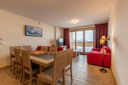 Vacances en montagne Appartement 3 pièces 8 personnes (303) - Résidence le Ridge - Les Arcs - Logement