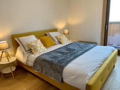 Vacances en montagne Appartement 3 pièces 8 personnes (303) - Résidence le Ridge - Les Arcs - Chambre