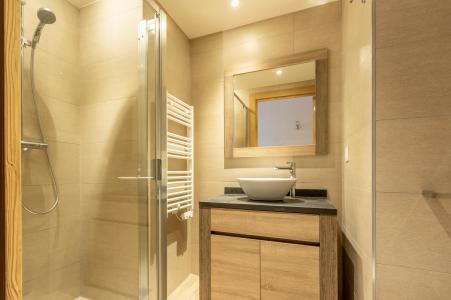 Vacances en montagne Appartement 3 pièces 8 personnes (303) - Résidence le Ridge - Les Arcs - Douche