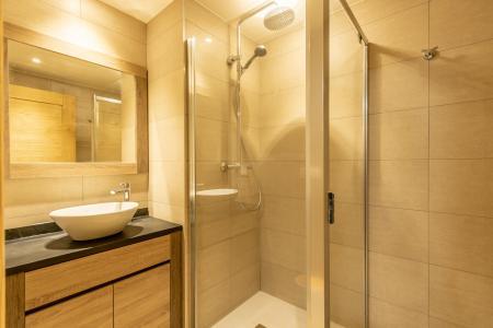 Vacances en montagne Appartement 3 pièces 8 personnes (303) - Résidence le Ridge - Les Arcs - Salle d'eau