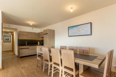 Vacances en montagne Appartement 4 pièces 10 personnes (302) - Résidence le Ridge - Les Arcs - Table