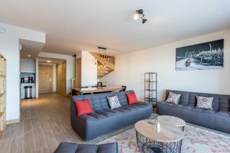 Vacances en montagne Appartement 5 pièces 11 personnes (109) - Résidence le Ridge - Les Arcs - Banquette