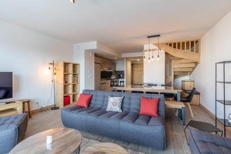 Vacances en montagne Appartement 5 pièces 11 personnes (109) - Résidence le Ridge - Les Arcs - Séjour