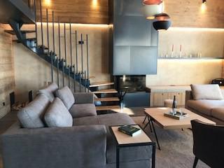 Vacances en montagne Appartement 5 pièces 12 personnes (506) - Résidence le Ridge - Les Arcs - Logement