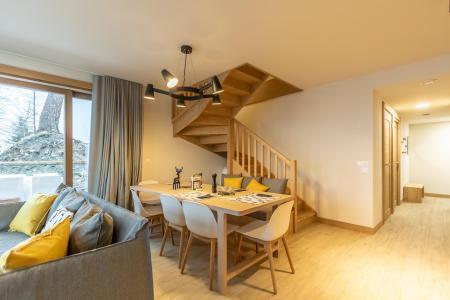 Vacances en montagne Appartement 6 pièces 12 personnes (115) - Résidence le Ridge - Les Arcs - Logement