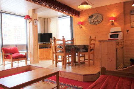 Holiday in mountain resort Studio sleeping corner 4 people (225) - Résidence le Roc de Péclet 2 - Val Thorens